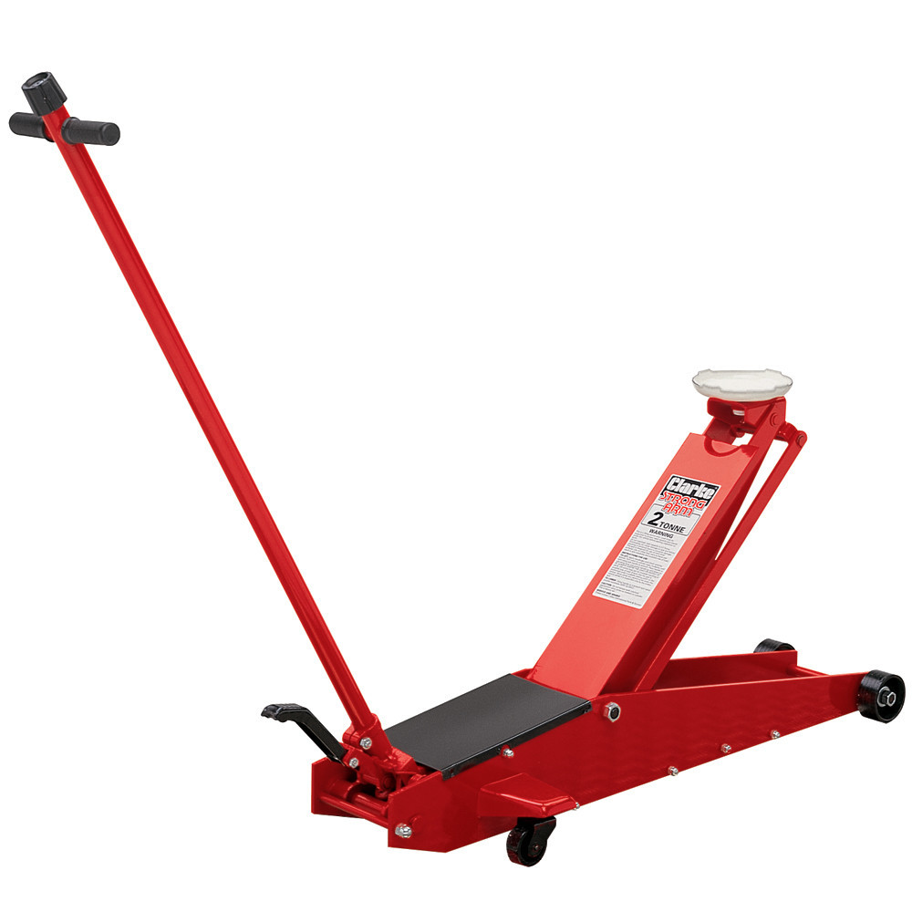 Trolley Jack H Lift Toolcrafts Ltd